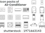 vector icon packs of air...   Shutterstock .eps vector #1971663143