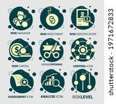 business icon set with... | Shutterstock .eps vector #1971672833
