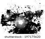 grunge background | Shutterstock .eps vector #197175620