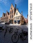 27 April 2021  Bruges  Belgium  ...