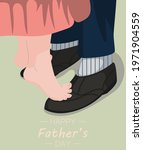 happy father s day.... | Shutterstock .eps vector #1971904559