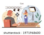 actor and actress concept....   Shutterstock .eps vector #1971968600