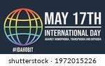 the international day against...   Shutterstock .eps vector #1972015226