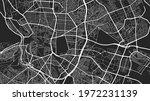 black and white madrid city... | Shutterstock .eps vector #1972231139