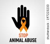Raster Version. Stop  Animal...