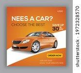 rent a car for social media... | Shutterstock .eps vector #1972328570