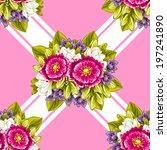 abstract elegance seamless...   Shutterstock .eps vector #197241890