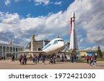 Yak 42 Passenger Plane  Vostok...
