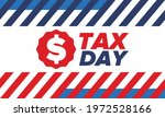 national tax day in the united... | Shutterstock .eps vector #1972528166