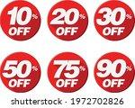 sale tags set vector badges... | Shutterstock .eps vector #1972702826