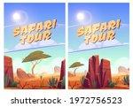Safari Tour Posters With...