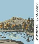 barker dam within the...   Shutterstock .eps vector #1972770590
