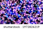 cherry blossoms and lights.... | Shutterstock . vector #1972826219