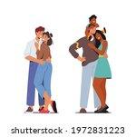 happy family relations. loving...   Shutterstock .eps vector #1972831223