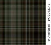 dark olive green blurry plaid....   Shutterstock . vector #1973043143