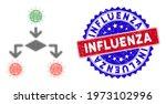 pixel halftone coronavirus...   Shutterstock .eps vector #1973102996