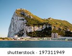 Day View Of Gibraltar....