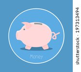 "money   vector ""piggy bank""... 