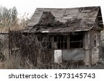 An Old Abandoned Wooden House...