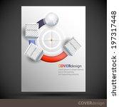 cover design   Shutterstock .eps vector #197317448