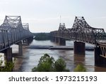 Vicksburg Bridge Over The...