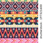 seamless pattern in native... | Shutterstock . vector #197321600