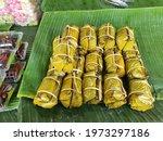 Thai Dessert Called Khao Tom...