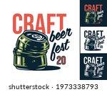 set of emblem or t shirt print... | Shutterstock .eps vector #1973338793