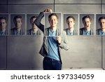 masked | Shutterstock . vector #197334059