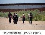 Migrants from guatemala turn...
