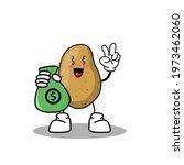 vector illustration of a cute... | Shutterstock .eps vector #1973462060