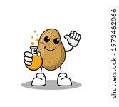 vector illustration of a cute... | Shutterstock .eps vector #1973462066
