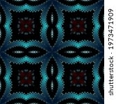 Decorative Fractal Pattern With ...