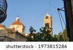 Panagia Faneromeni church in the old city of Nicosia Cyprus