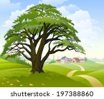 an amazing illustration of a... | Shutterstock .eps vector #197388860