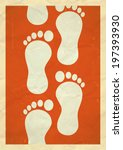 step by step. concept with... | Shutterstock . vector #197393930