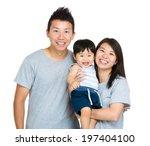 happy family | Shutterstock . vector #197404100