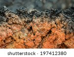 close up clay after effects of... | Shutterstock . vector #197412380