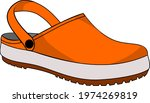 rubber clogs for medical andor... | Shutterstock .eps vector #1974269819