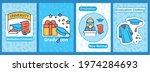 graduation brochure icon... | Shutterstock .eps vector #1974284693