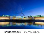 Parliament House In Canberra ...