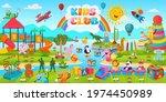 landscape with islands ...   Shutterstock .eps vector #1974450989