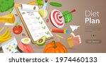 3d vector conceptual... | Shutterstock .eps vector #1974460133
