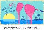 80s  retro vibes. i love the...   Shutterstock .eps vector #1974504470