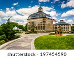 path to the howard peters... | Shutterstock . vector #197454590