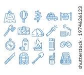 adventure elements sketch icon...   Shutterstock .eps vector #1974626123