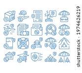 insurance all purpose sketch...   Shutterstock .eps vector #1974626219