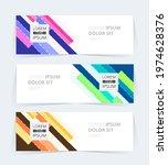 vector abstract graphic design...   Shutterstock .eps vector #1974628376
