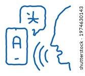 voice interpreter translator...   Shutterstock .eps vector #1974630143
