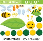 set of insects cartoon.... | Shutterstock .eps vector #1974767300